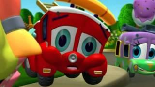 Finley - Hasičské autíčko 19
