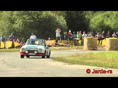 ADAC Rally Deutschland 2012 Historic + Legends