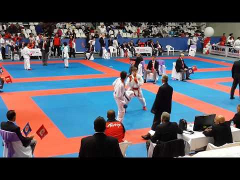Еuropean Championship & World Cup WSKU. Рощупкин Александр 5