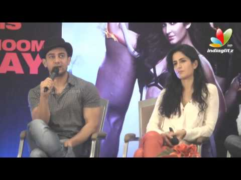 Rajini Kanth is my favourite actor - Aamir Khan |  Abhishek bachan, Katrina Kaif  | Dhoom3
