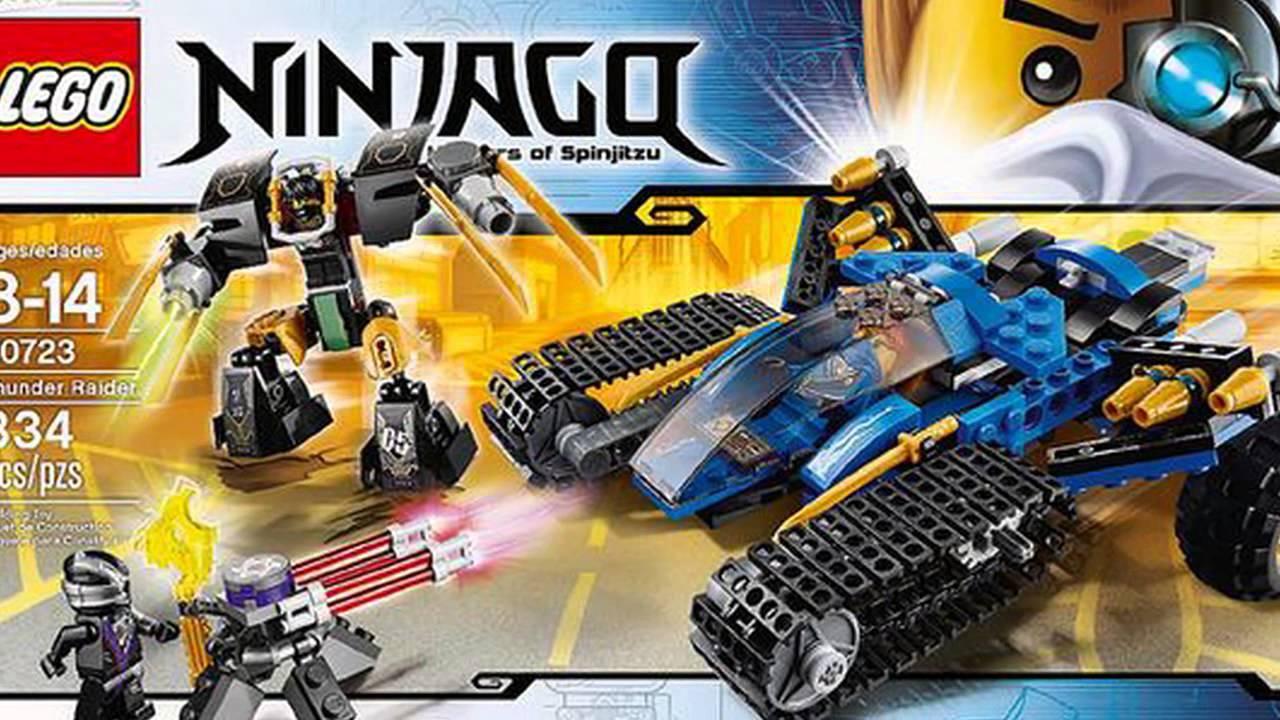 LEGO Ninjago 2014 Set Pictures - YouTube