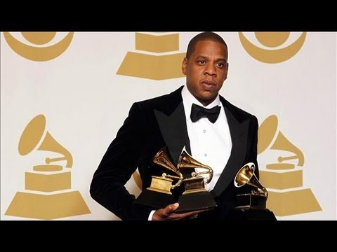 The Cognac That Jay-Z Drinks From a Grammy