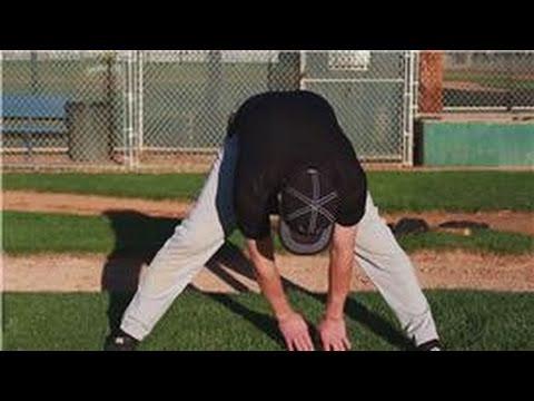 Baseball Tips & Training : Stretching Exercises for Baseball Players
