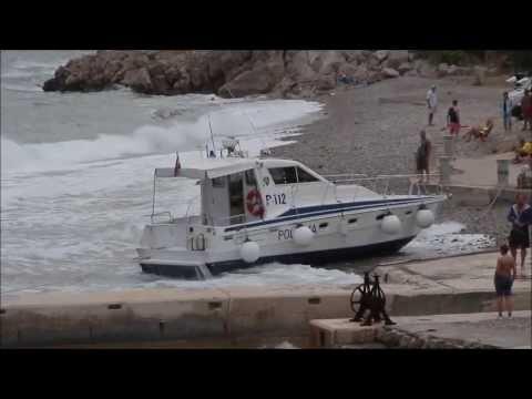 Nevera s Kvarnera - Kapetanija spašava Policiju