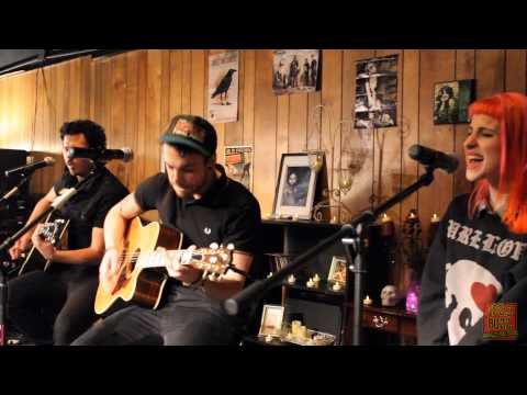 102.9 The Buzz Acoustic Session: Paramore - Misery Business