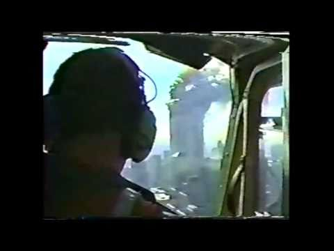 Обнародованы неизвестные кадры терактов 11 сентября