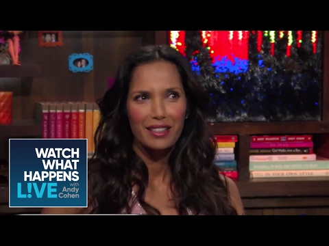 Padma Lakshmi Would Flash Her Boobs for Gail Simmons