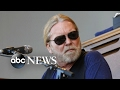 Rock icon Gregg Allman dies at age 69