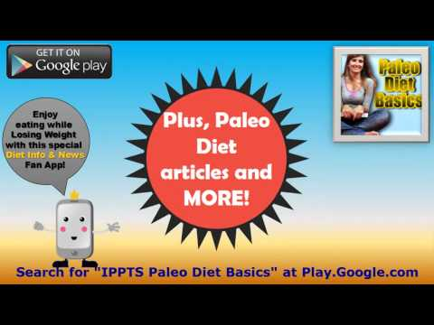 Paleo Diet News App Trailer Review