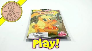 My Little Pony Play Pack Crayons, Coloring Book