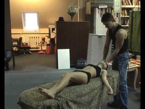 Как сделать тантрический массаж