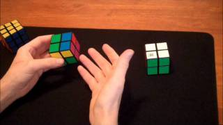 How To Solve Rubik's 2x2 Cube (Easy Method)