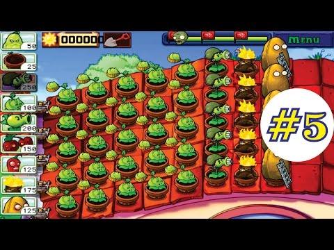 [Plants vs Zombies] Hoa quả nổi giận/Những chiến binh vĩ đại (P5)