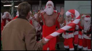 Jingle All the Way Inception Mash-Up Trailer