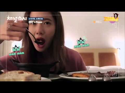 [Vietsub] 2015.08.25 SNSD Channel Yoona - NyamNyam TV Dinner Time