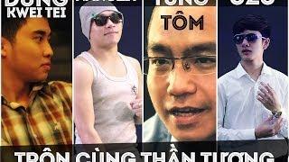 Trôn cùng thần tượng- Tùng Tôm
