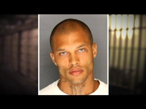 Photogenic Felon's Mug Shot Has People Calling Him 'The Sexiest Criminal in America'
