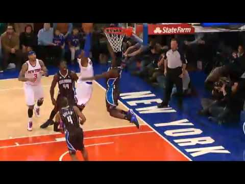 Victor Oladipo Rejects Carmelo Anthony