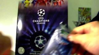 5 Pacotinhos De Figurinha Do álbum Da UEFA Champions