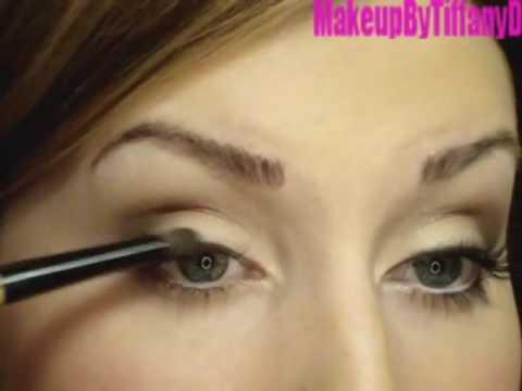 быстрый и естественный дневной макияж