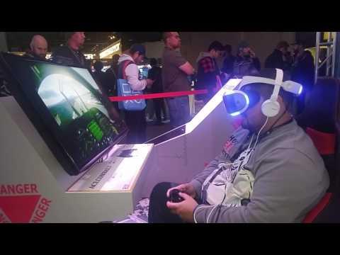 Video zu Ace Combat 7 VR aufgetaucht