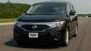 2011 Nissan Quest videos