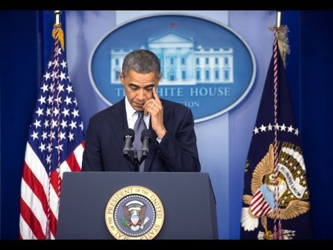 President Obama Makes a Statement on the...