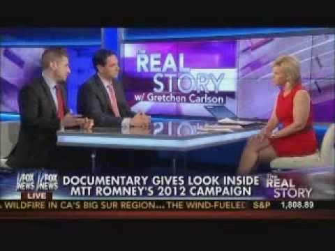 Bernard Whitman Discusses Mitt Romney's Upcoming Netflix Documentary