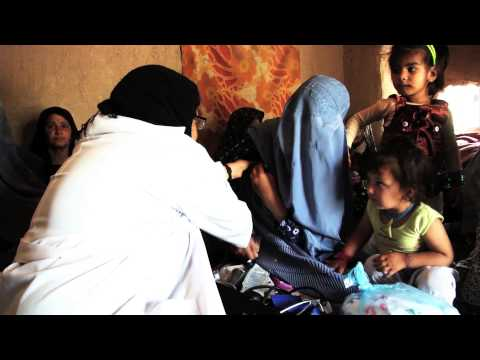 Working for the children of Afghanistan