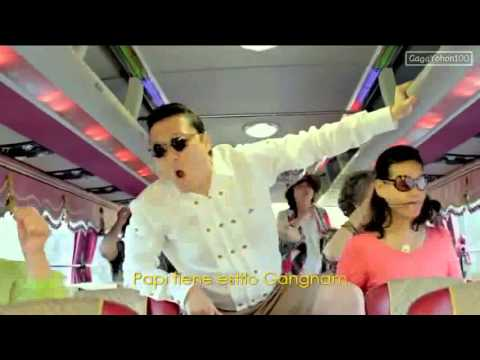 Gangnam Style Official Music Video - 2012 PSY with Oppan Lyrics & MP3 Download