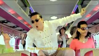 Gangnam Style Official Music Video 2012 PSY With Oppan