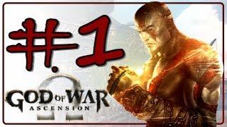 God Of War Ascension Detonado (Walkthrough) Dublado PT