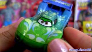 CARS 2 Carla Veloso Diecast Mattel Disney Pixar Toy Review