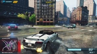 Need for Speed Most Wanted Wii U Trailer