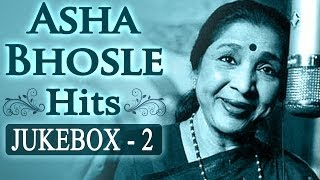 Asha Bhosle Hits - HD Video Songs Juke Box 2