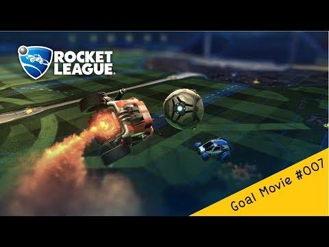 Rocket League Best Saves and Goals #007