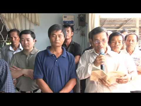Dam tang ba Maria PHAM THI HONG HANH Ba TRUM TU P1