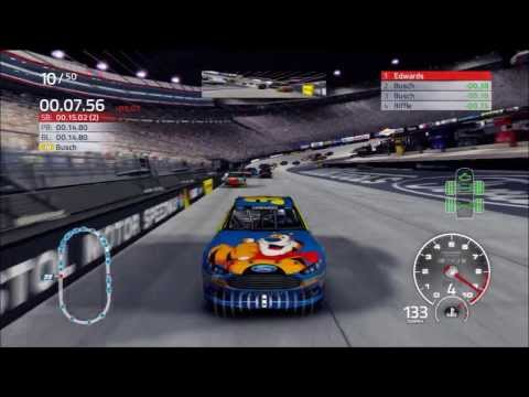 NASCAR '14 Race @ Bristol (Carl Edwards)