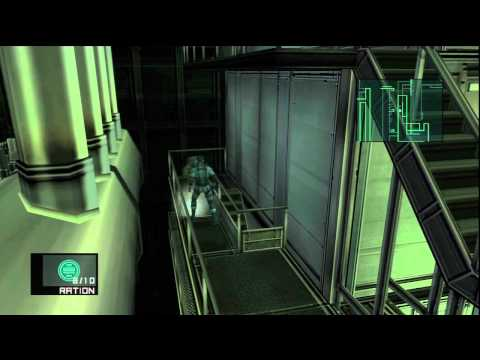 Metal Gear Solid 2 HD Collection Complete Stealth Trophy Guide NO ALERTS Tanker
