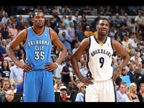 Kevin Durant Drops 36 in Game 6 Against the Grizzlies