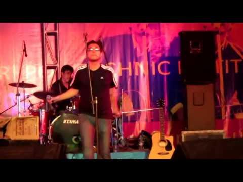 Je Somaje Amar Kono Jaiga Nei by Anupam Roy (1st time stage performance)