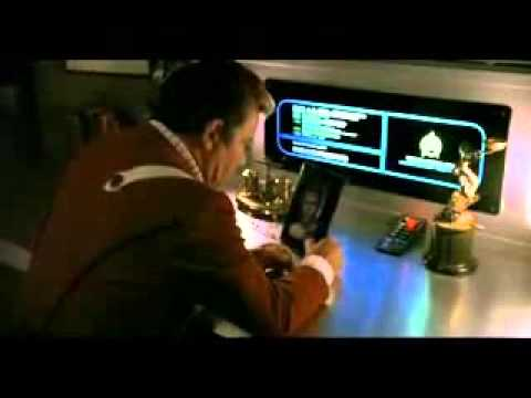 Star Trek VI: The Undiscovered Country - Space Battle Trailer and iPhone 4 and iPhone 5 Case