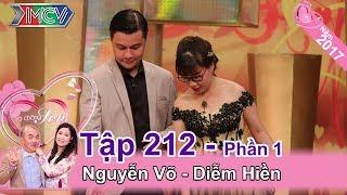 Chồng thú nhận khóc đến khô tuyến lệ để níu kéo vợ | Nguyễn Võ - Diễm Hiền | VCS #212 😢