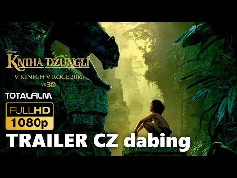 Kniha d�ungl� - trailer na film CZ