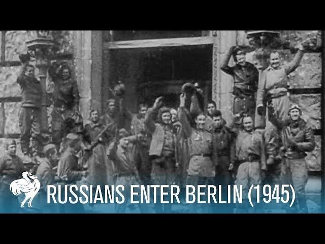 28 апреля – 2 мая 1945 года: Штурм и захват Рейхстага совесткими воинами