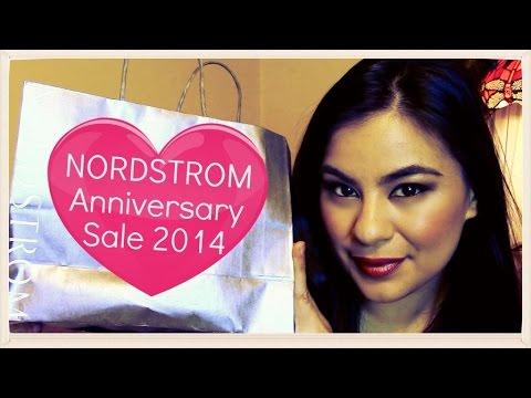 Nordstrom Anniversary Sale Haul 2014