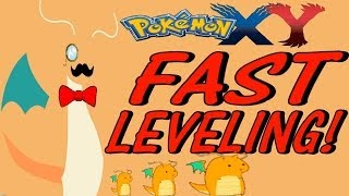 Pokemon X And Y How To Level Up Fast!