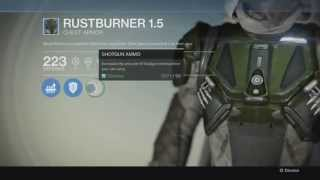 Destiny How To Get Weapon Parts + Sapphire Wire For