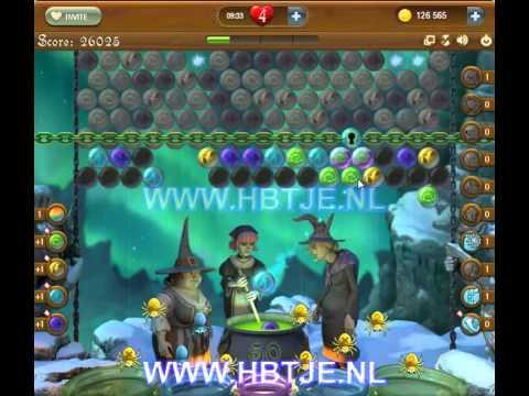 Bubble Witch Saga level 148