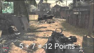 MW3 Best Assault Killstreak Strike Package Setup Ever (Modern Gameplay 3)